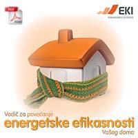 Vodič za povećanje energetske efikasnosti Vašeg doma