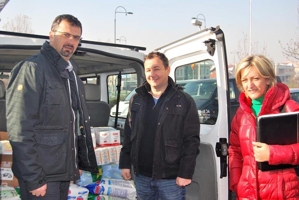 """Donacija """"SOS Dječijem selu u BiH"""""""