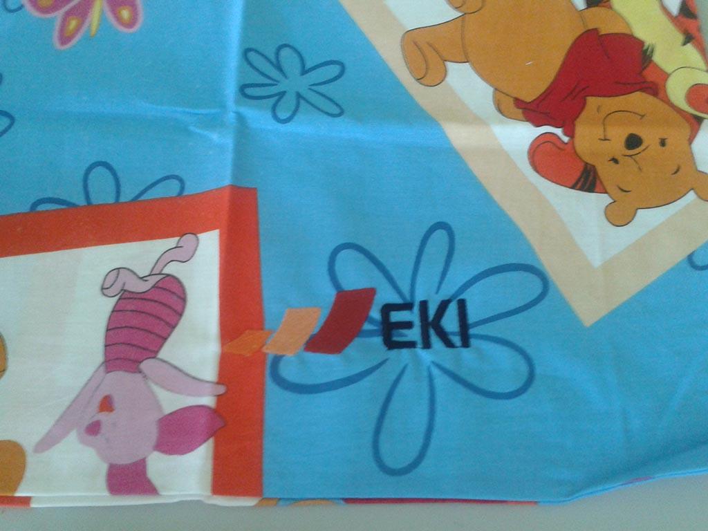 Donation of bedding sheets for the Kindergarten Radost, Bratunac ...