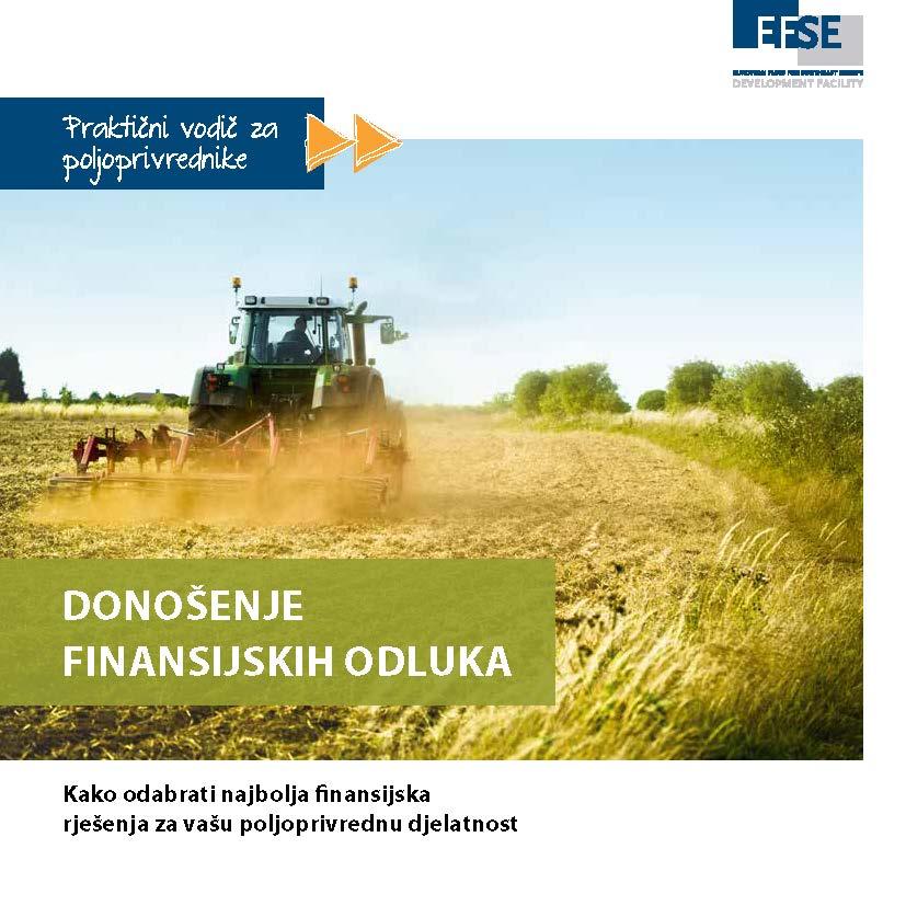 EFSE - Praktični vodič za poljoprivrednike