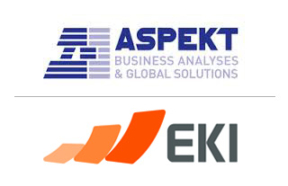 ASPEKT and EKI - First Prize in the European IT & Software Excellence Award
