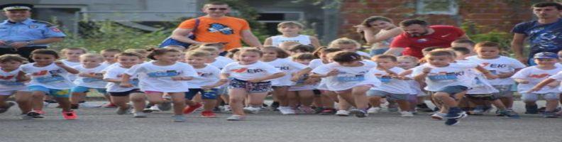 The 4th Street Race in Ugljevik