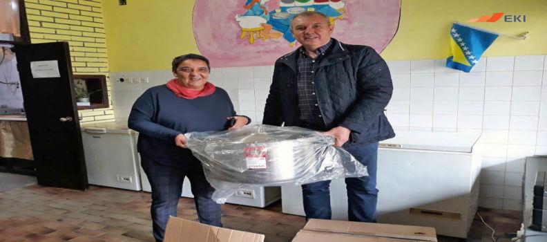 """Public Soup Kitchen for Children """"Ruke prijateljstva"""" Lukavac"""