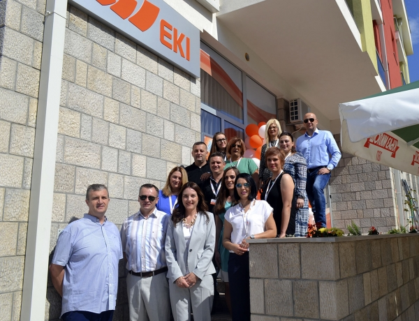 Ceremonial Reception – Opening of the MCC EKI Trebinje Office