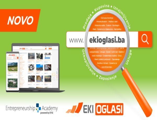 "New: Internet Portal ""EKI Ads"""