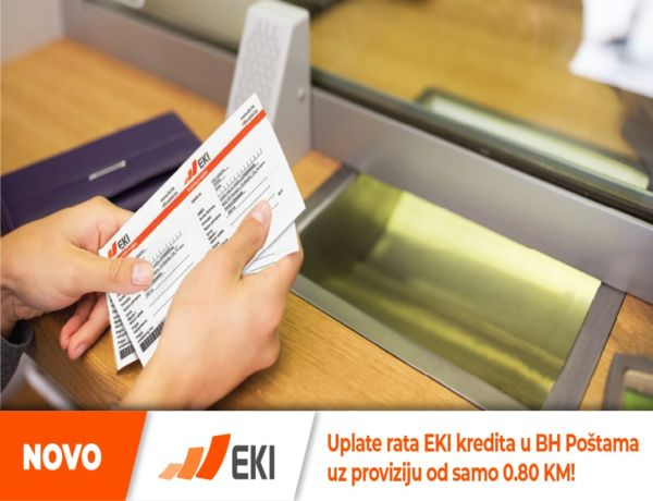More Favorable Commissions for Payment of EKI Loan Installments