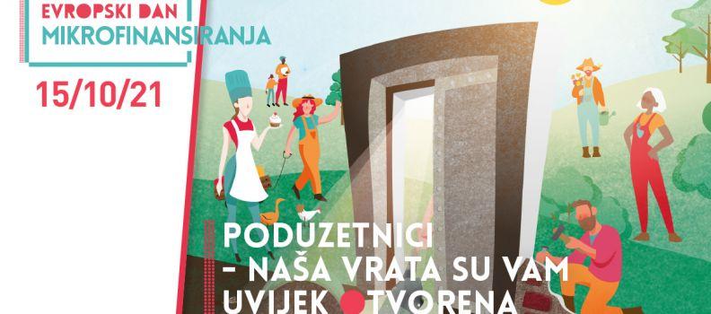 Evropski dan mikrofinansiranja: Poduzetnici – naša vrata su vam uvijek otvorena