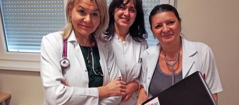 "General Hospital ""Sveti Vračevi"", Pediatrics Department, Bijeljina"