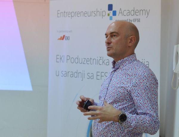 Druga edukativna radionica Poduzetničke akademije u Tuzli
