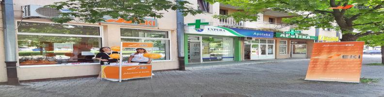 Nova lokacija EKI Ugljevik