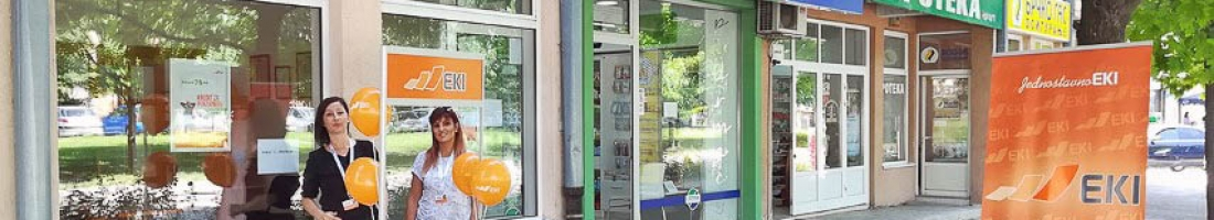 New Location of EKI Branch Office in Ugljevik
