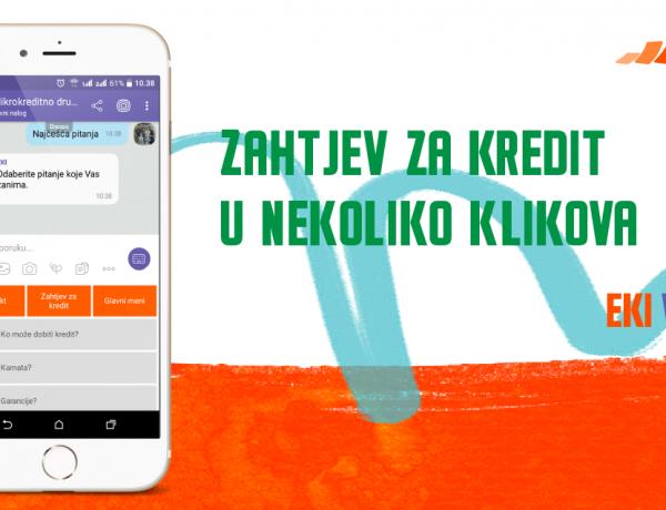 Novo u EKI-ju: EKI Viber Chat