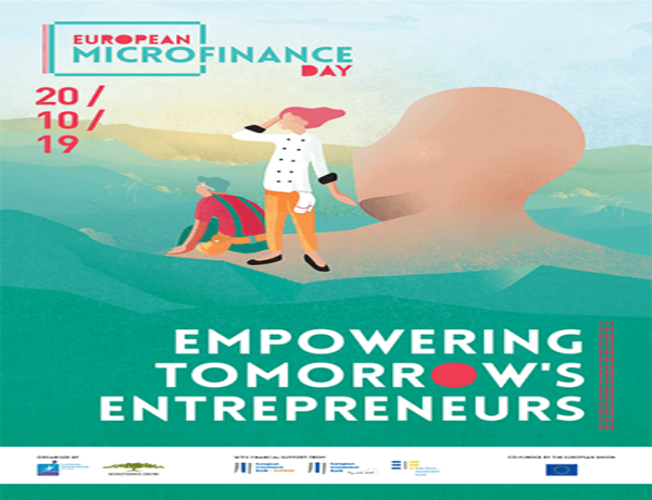 5th European Microfinance Day : Empowering Tomorrow's Entrepreneurs