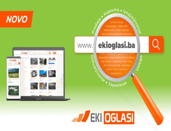 "New: Internet Portal ""EKI Ads"""