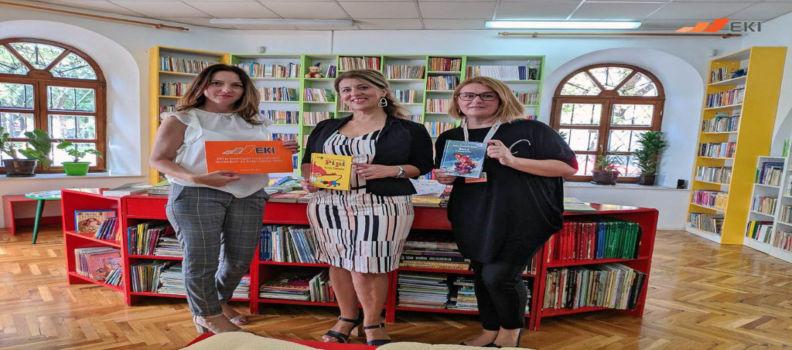 Donacija lektira – Narodna biblioteka, Trebinje