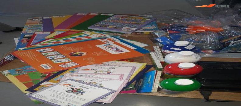 """JPU """"Radost"""", Šamac/Obudovac – donacija didaktičkog materijala"""