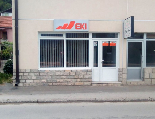 New EKI location in Goražde