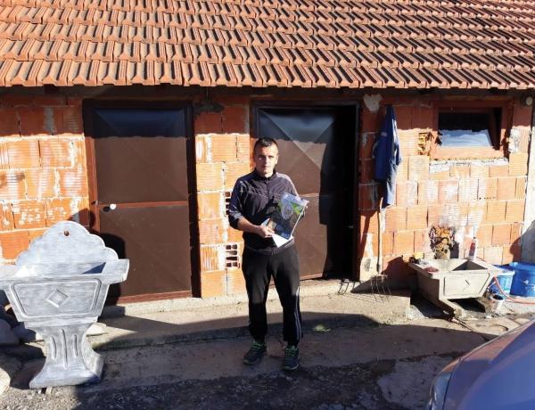 Priče uspješnih klijenata – Sejfo Mešanović