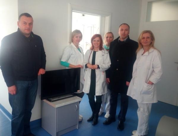 Odjeljenje onkologije u JZU Univrezitetska bolnica Foča