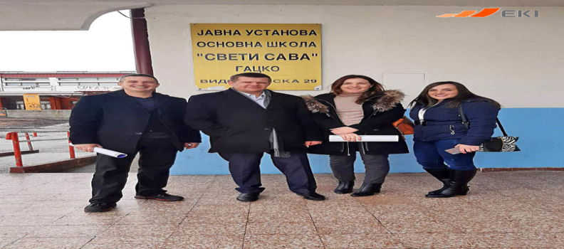 "Elementary School ""Sveti Sava"" Gacko"