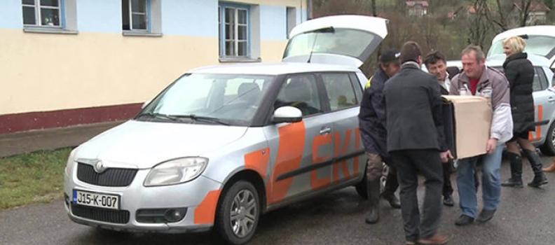 "Donation of Heating Stoves for the Elementary School ""Milan Rakić"", Ljubačevo"