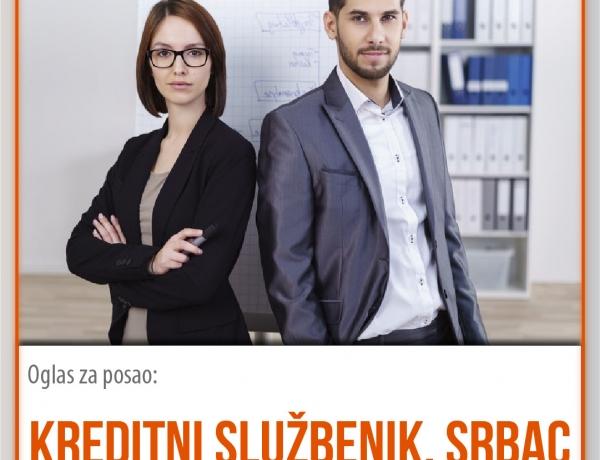 Kreditni službenik – Srbac