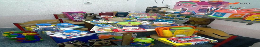"Donation of toys and school accessories to the Association ""Dobar glas"" Sanski Most"
