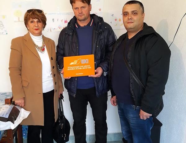"""Udruženje roditelja, građana i prijatelja za pomoć osobama sa posebnim potrebama """"Osmijeh"""", Novi Travnik"""