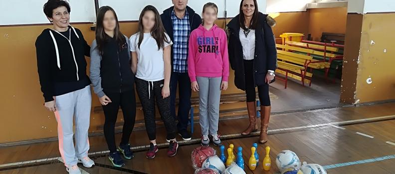 "Elementary School ""Vuk Karadžić"" Zabrđe"