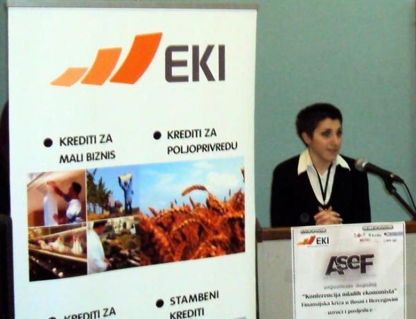 EKI – Zlatni sponzor Konferencije mladih ekonomista