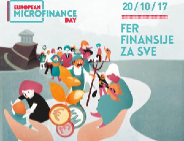 Evropski dan mikrofinansiranja – Fer finansije za sve
