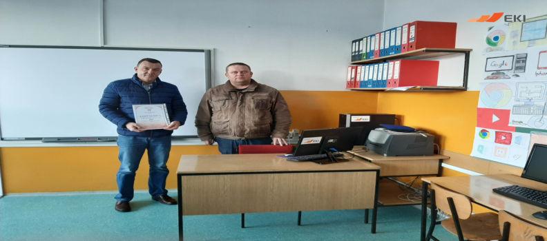 "II Elementary School ""Bugojno""– donation of computer equipment"