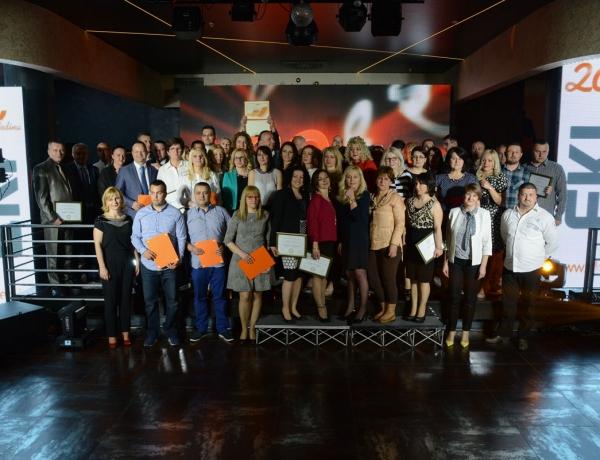Proslava 20 godina uspješnog poslovanja MKF EKI