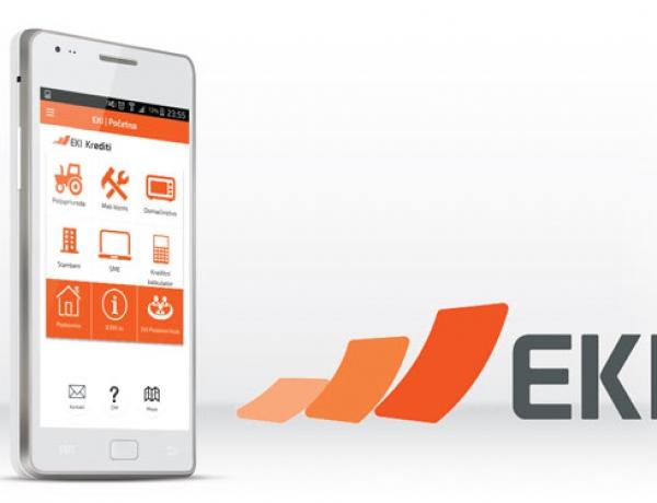 Novo: EKI mobilna aplikacija za Android i iOS
