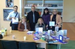 Donacija školskih lektira gradskoj biblioteci u Brčkom