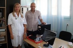 "Donacija dječijem odjeljenju bolnice ""Sveti Vračevi"""