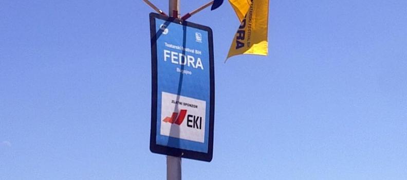 Zlatni sponzor Teatarskog Festivala Fedra 2012