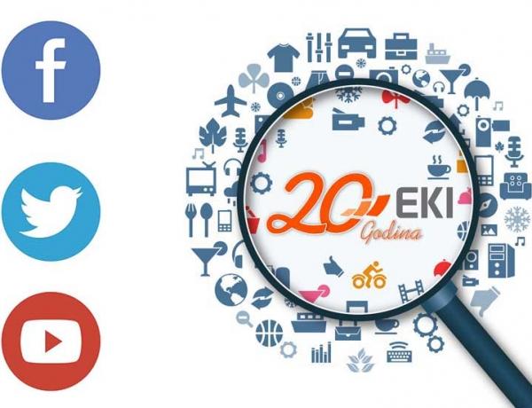 EKI i društvene mreže